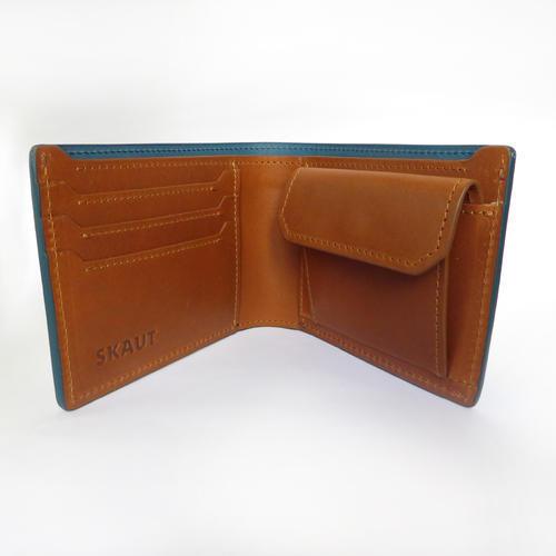 Peněženka Klasik modrá - 3
