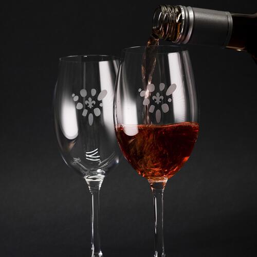 Sklenice na víno 2 ks - 3