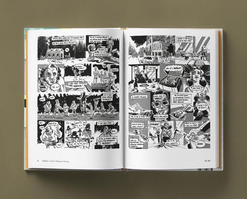 Odvaha je volba - skautský komiks - 4