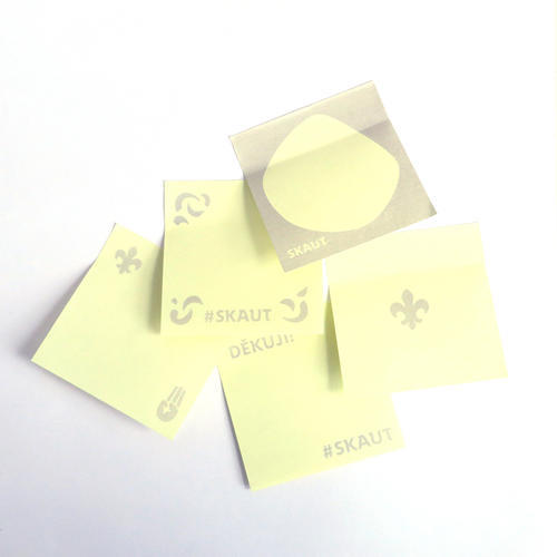 Lepítka POST-IT 1 - 4