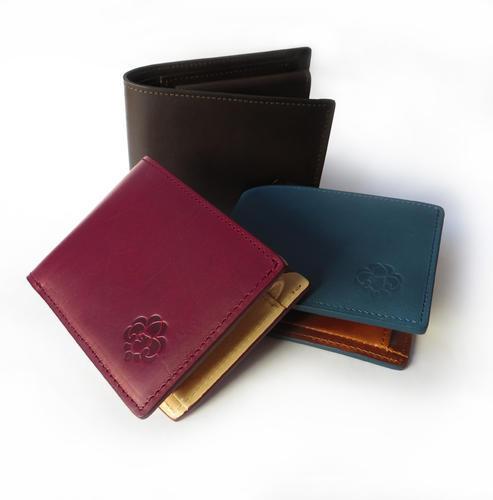 Peněženka Klasik modrá - 5
