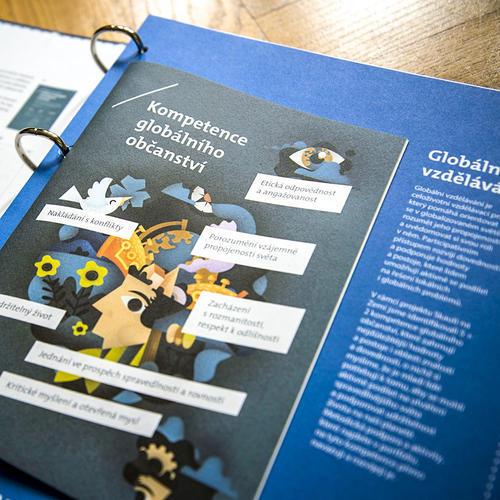 Moje cesta ke světu: Portfolio globálního vzdělává - 6